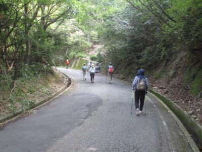 瀬野川公園ノルディック・ウォーキング