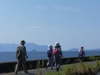 草津公園ノルディック・ウォーキング